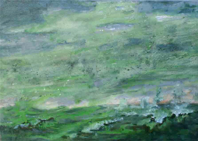 tormenta en Galicia